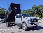 2022 F-750 Crew Cab DRW 4x2,  PJ's Truck Bodies Landscape Dump #T228044 - photo 30