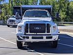 2022 F-750 Crew Cab DRW 4x2,  PJ's Truck Bodies Landscape Dump #T228044 - photo 8