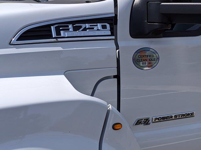 2022 Ford F-750 Regular Cab DRW 4x2, Landscape Dump #T280010 - photo 11