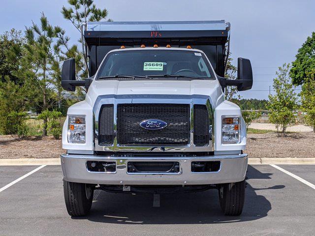 2022 Ford F-750 Regular Cab DRW 4x2, Landscape Dump #T280010 - photo 8