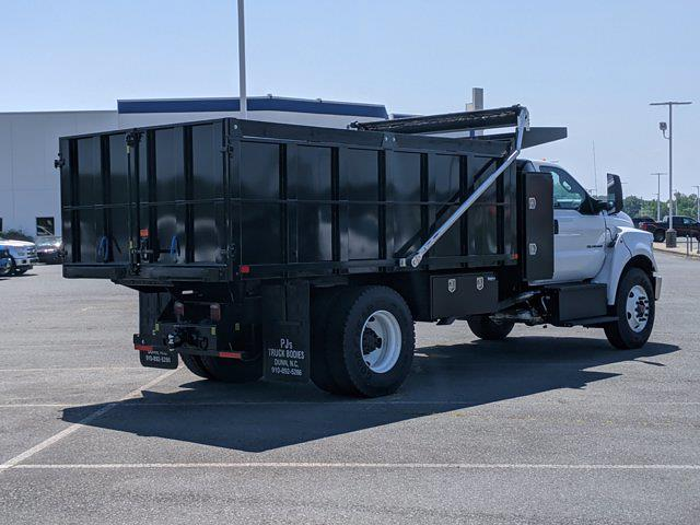 2022 Ford F-750 Regular Cab DRW 4x2, Landscape Dump #T280010 - photo 45