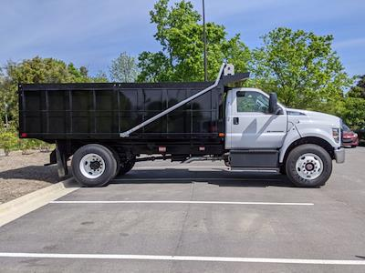 2022 Ford F-750 Regular Cab DRW 4x2, Landscape Dump #T280010 - photo 3
