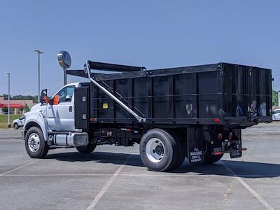 2022 Ford F-750 Regular Cab DRW 4x2, Landscape Dump #T280010 - photo 47