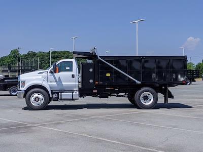 2022 Ford F-750 Regular Cab DRW 4x2, Landscape Dump #T280010 - photo 48