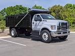 2022 Ford F-750 Regular Cab DRW 4x2, Landscape Dump #T280010 - photo 1