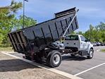 2022 Ford F-750 Regular Cab DRW 4x2, Landscape Dump #T280010 - photo 31
