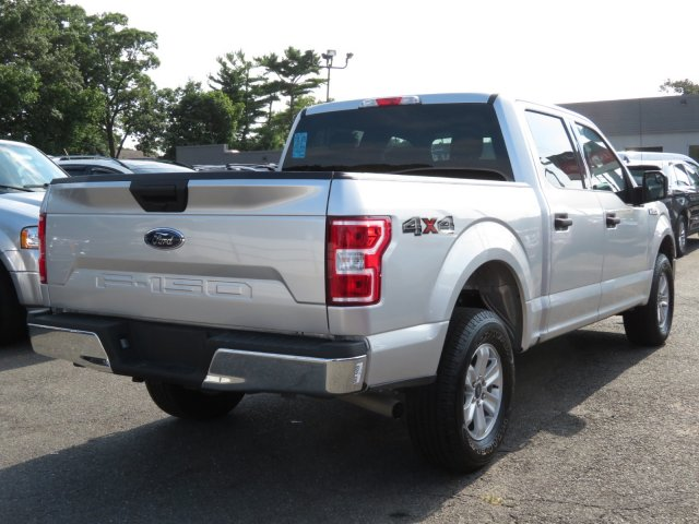 2019 F-150 SuperCrew Cab 4x4, Pickup #20858U - photo 4