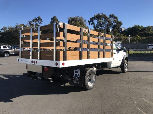 2020 Ram 5500 Regular Cab DRW 4x2, Royal Stake Bed #2011193 - photo 1