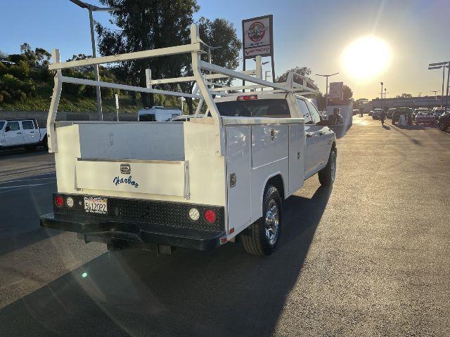 2018 Ram 3500 Crew Cab 4x4, Harbor Service Body #20690BB - photo 1
