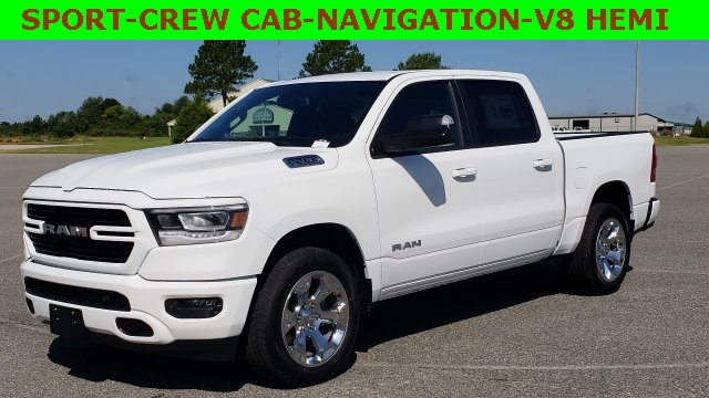 2019 Ram 1500 Crew Cab 4x2,  Pickup #R1134 - photo 1