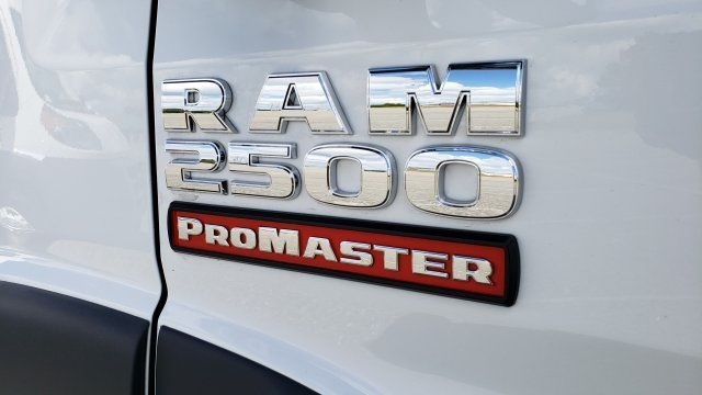 2018 ProMaster 2500 High Roof FWD,  Empty Cargo Van #R1148 - photo 9