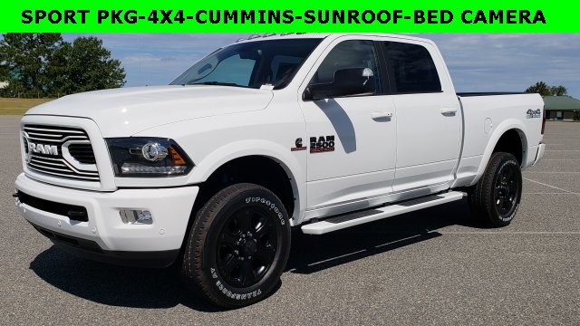 2018 Ram 2500 Crew Cab 4x4,  Pickup #R1150 - photo 1
