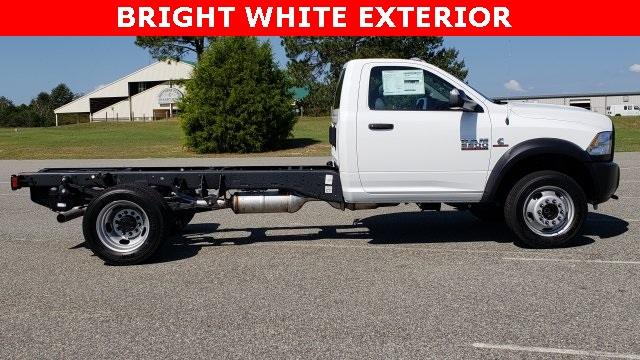 2018 Ram 5500 Regular Cab DRW 4x2,  Cab Chassis #R1181 - photo 11
