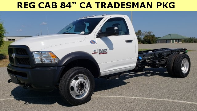 2018 Ram 5500 Regular Cab DRW 4x2,  Cab Chassis #R1181 - photo 3