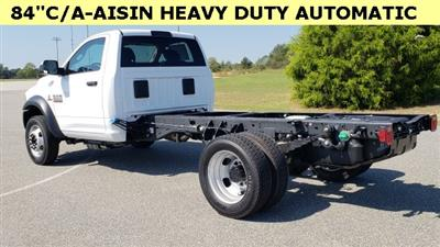 2018 Ram 5500 Regular Cab DRW 4x2,  Cab Chassis #R1181 - photo 4