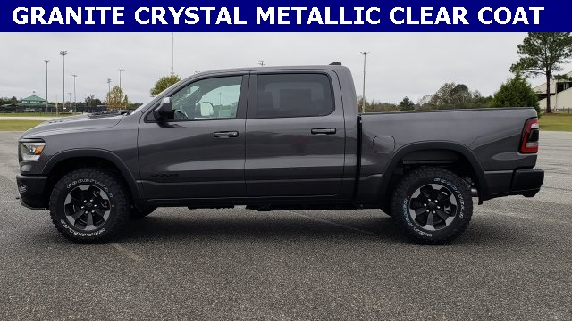 2019 Ram 1500 Crew Cab 4x4,  Pickup #R1192 - photo 17