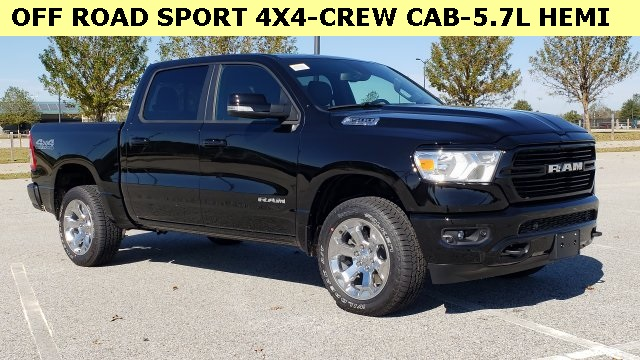2019 Ram 1500 Crew Cab 4x4,  Pickup #R1202 - photo 1