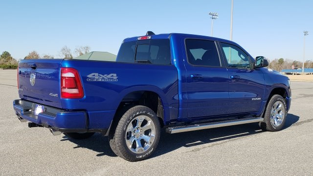 2019 Ram 1500 Crew Cab 4x4,  Pickup #R1205 - photo 22