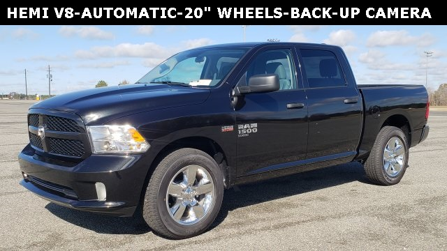 2019 Ram 1500 Crew Cab 4x2,  Pickup #R1206 - photo 4
