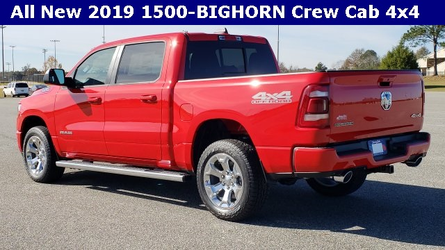 2019 Ram 1500 Crew Cab 4x4,  Pickup #R1210 - photo 27