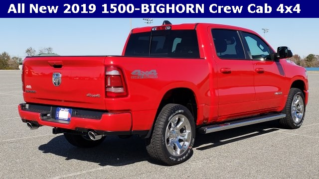 2019 Ram 1500 Crew Cab 4x4,  Pickup #R1210 - photo 29