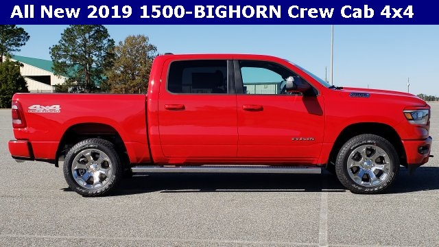 2019 Ram 1500 Crew Cab 4x4,  Pickup #R1210 - photo 30