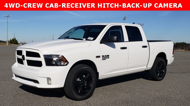 2019 Ram 1500 Crew Cab 4x4,  Pickup #R1217 - photo 3