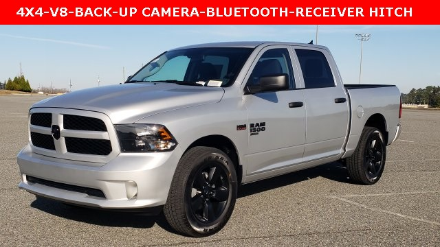 2019 Ram 1500 Crew Cab 4x4,  Pickup #R1218 - photo 7