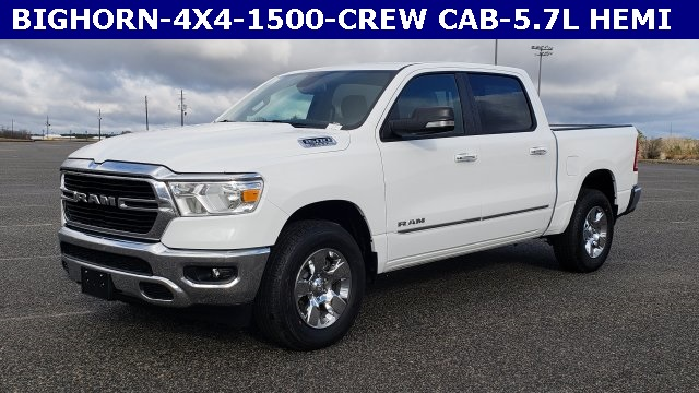 2019 Ram 1500 Crew Cab 4x4,  Pickup #R1222 - photo 1