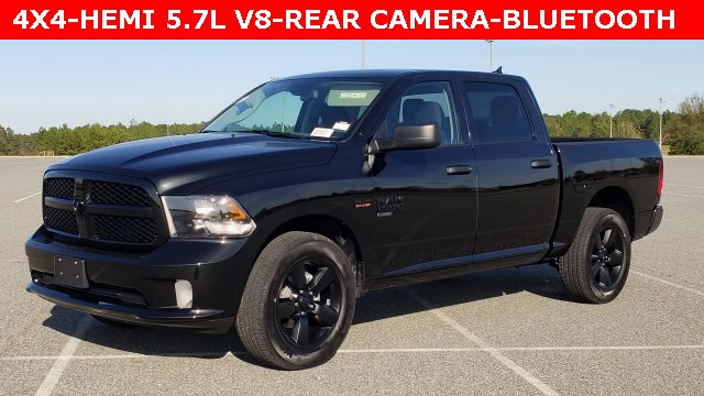 2019 Ram 1500 Crew Cab 4x4,  Pickup #R1225 - photo 3