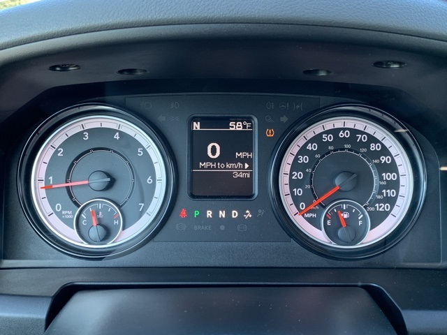 2019 Ram 1500 Quad Cab 4x2,  Pickup #R1239 - photo 23