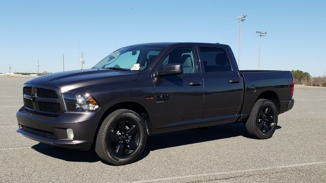 2019 Ram 1500 Crew Cab 4x2,  Pickup #R1270 - photo 4
