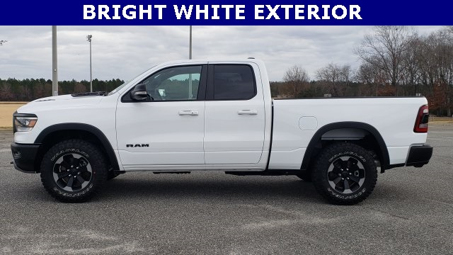 2019 Ram 1500 Quad Cab 4x4,  Pickup #R1278 - photo 18