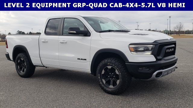 2019 Ram 1500 Quad Cab 4x4,  Pickup #R1278 - photo 4