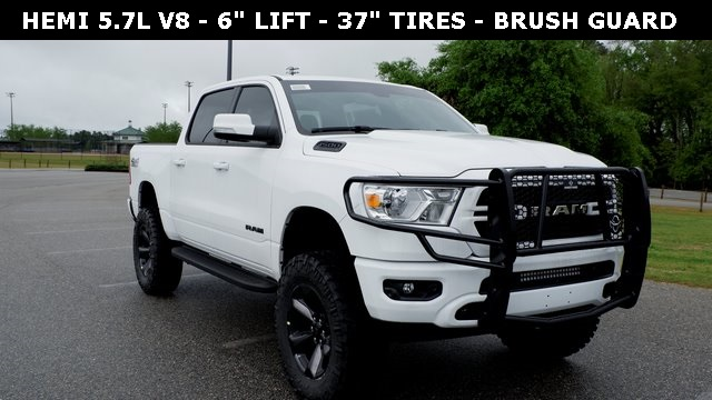 2019 Ram 1500 Crew Cab 4x4,  Pickup #R1281 - photo 4