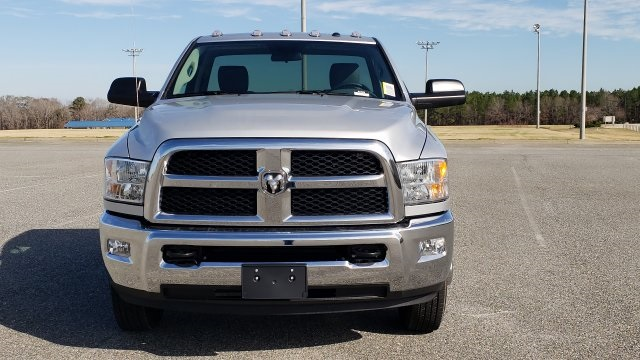 2018 Ram 3500 Regular Cab DRW 4x4,  Cab Chassis #R1288 - photo 10