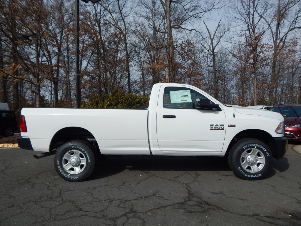 2018 Ram 2500 Regular Cab 4x4,  Pickup #JG177617 - photo 3