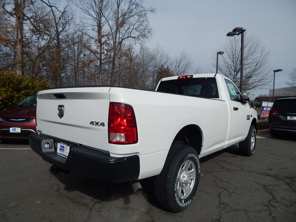 2018 Ram 2500 Regular Cab 4x4,  Pickup #JG177617 - photo 2