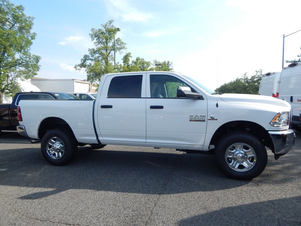 2018 Ram 2500 Crew Cab 4x4,  Pickup #JG316191 - photo 3