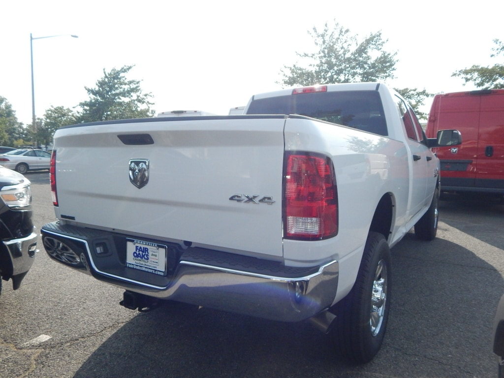 2018 Ram 2500 Crew Cab 4x4,  Pickup #JG316191 - photo 2