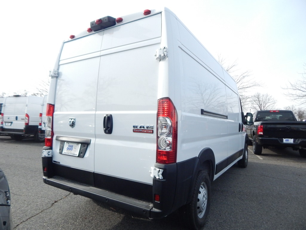 2019 ProMaster 2500 High Roof FWD,  Empty Cargo Van #KE503399 - photo 4