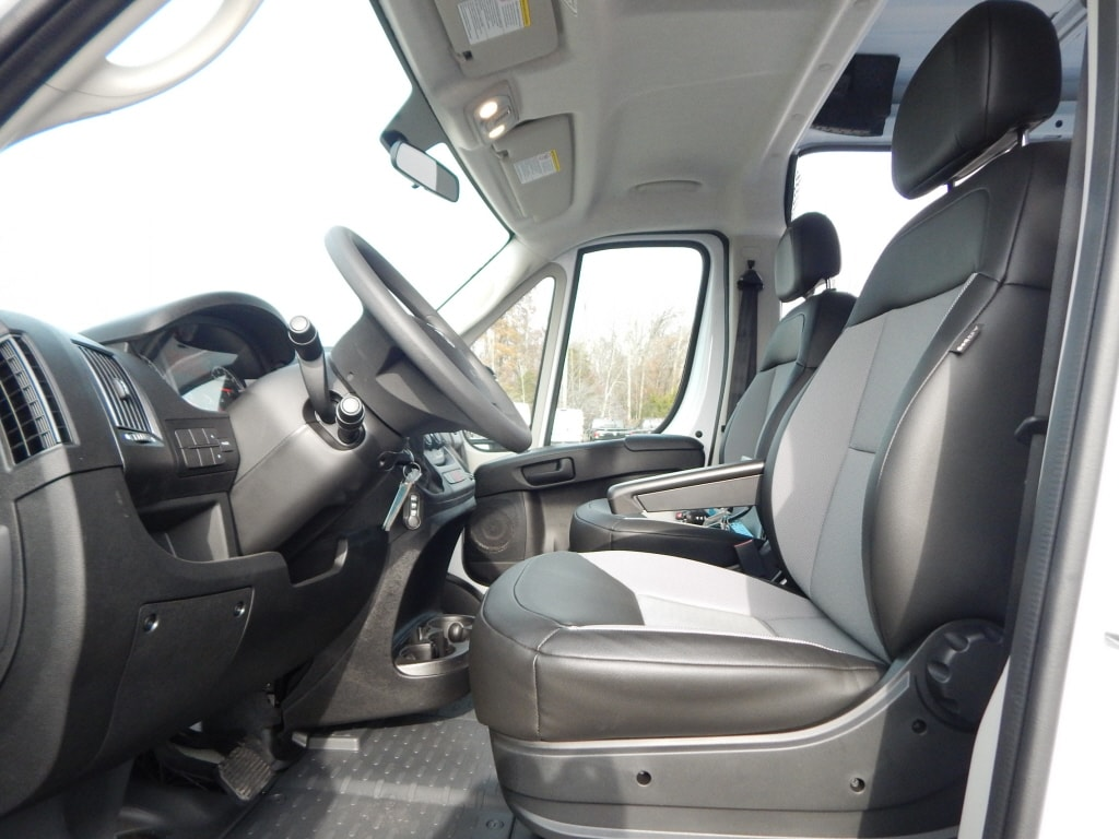 2019 ProMaster 2500 High Roof FWD,  Empty Cargo Van #KE503399 - photo 9
