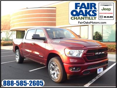 2019 Ram 1500 Crew Cab 4x4,  Pickup #KN707519 - photo 1