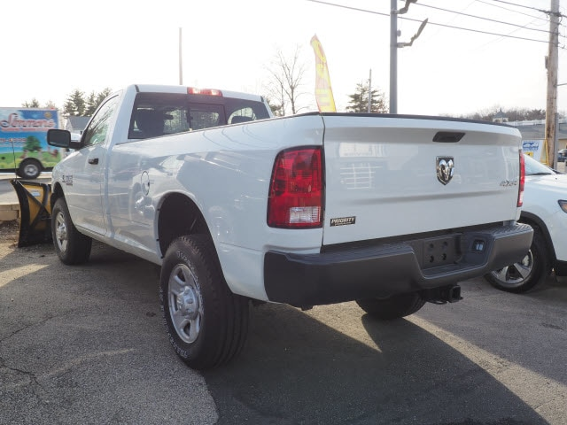 2018 Ram 2500 Regular Cab 4x4,  Pickup #S2894 - photo 2