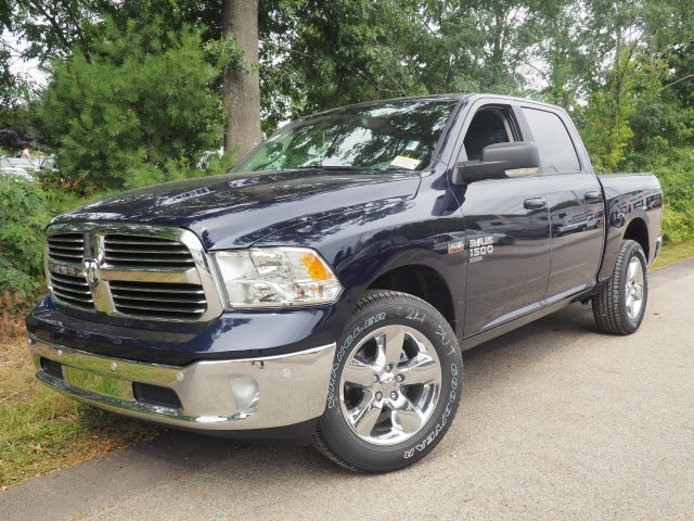 2019 Ram 1500 Crew Cab 4x4,  Pickup #S3725 - photo 3