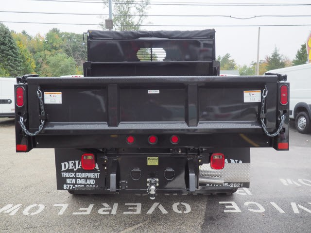 2018 Ram 3500 Regular Cab DRW 4x4,  Rugby Dump Body #S3735 - photo 2