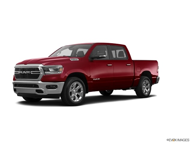 2019 Ram 1500 Crew Cab 4x4,  Pickup #S3896 - photo 1