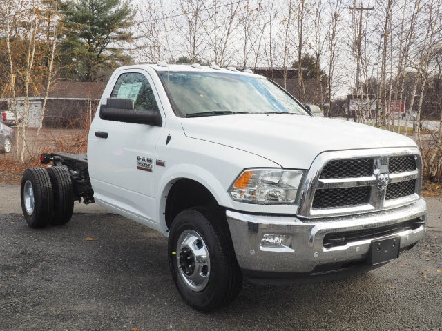 2018 Ram 3500 Regular Cab DRW 4x4,  Cab Chassis #S3936 - photo 5