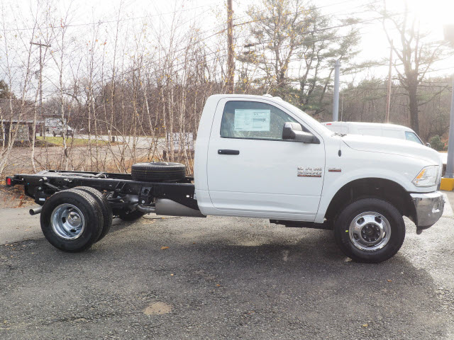 2018 Ram 3500 Regular Cab DRW 4x4,  Cab Chassis #S3936 - photo 6