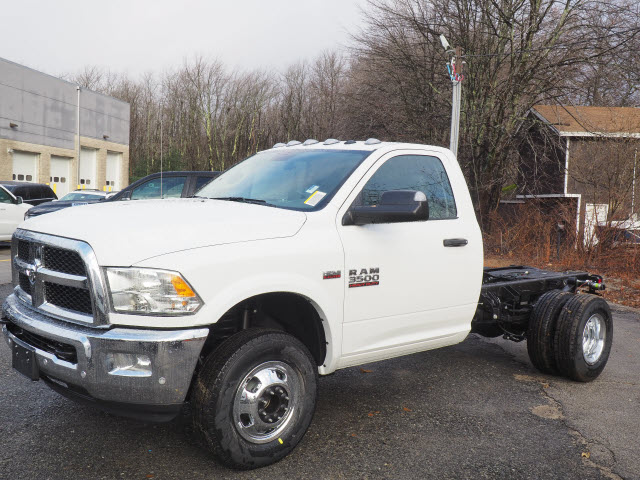 2018 Ram 3500 Regular Cab DRW 4x4,  Cab Chassis #S3936 - photo 3